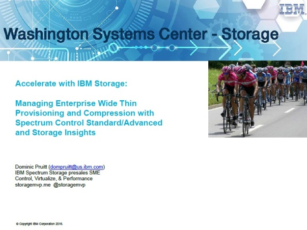 Accelerate with IBM Storage - Spectrum Control